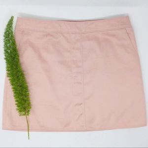 Express Cute & Stylish Casual Pink Skirt Size ( 6)
